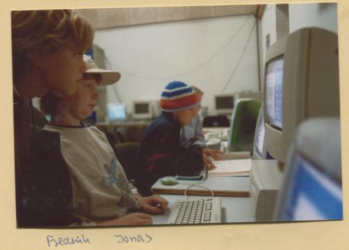 Computerrum 00'erne Jonas Frederik