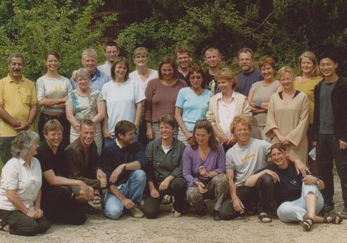 2001 Ansatte