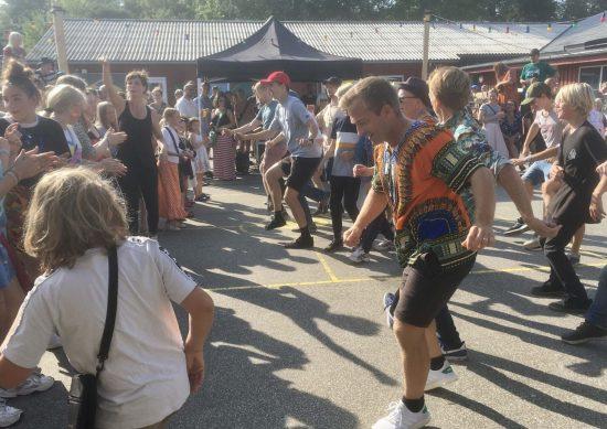 Danse Battle Mikkel Maria