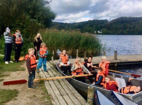 Gul gruppelejr Møgelø 2019 6