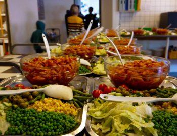 Køkken mad i farver Lars Madfar