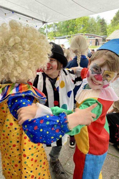2021 Cirkus Lillegul - Klovne