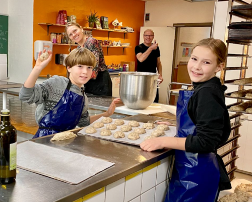 Køkken Hanne Jøregen +. børn
