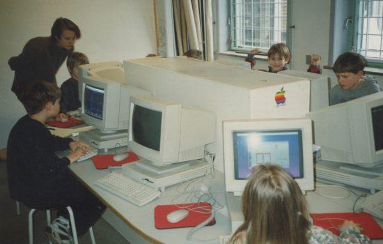 Nyt EDB-rum ca 1994