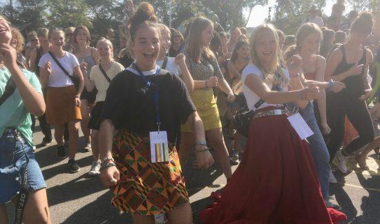 Danse Battle til Høstival 2019